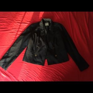 Old Navy Double Breasted Blazer Large